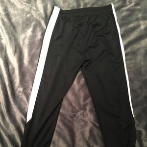 Black and White joggers/pants (for kids)